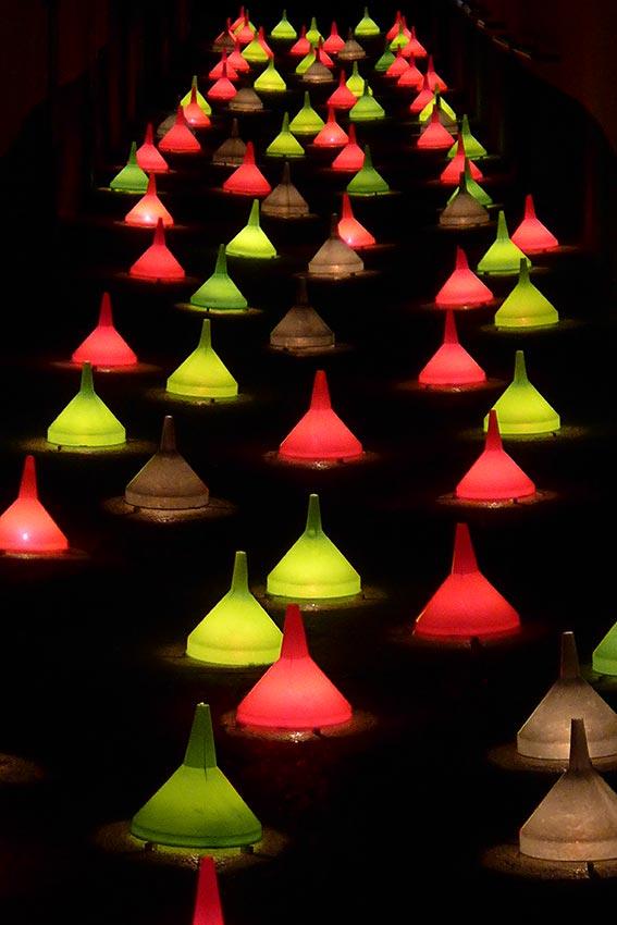 Punts de colors de l'EASD d'Olot