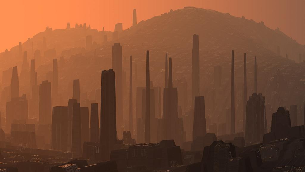 La ciutat invisible dels nens