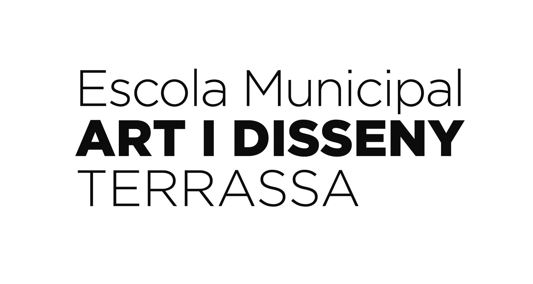 logo artidissenyterrassa