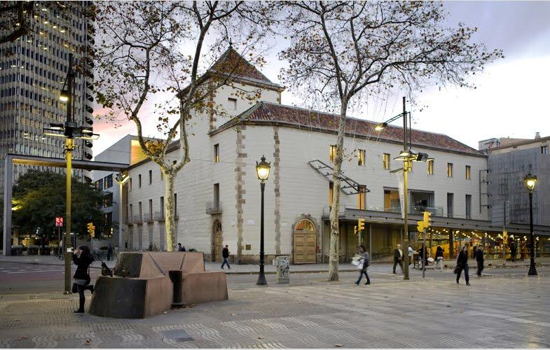 Lluèrnia a Arts Santa Mònica