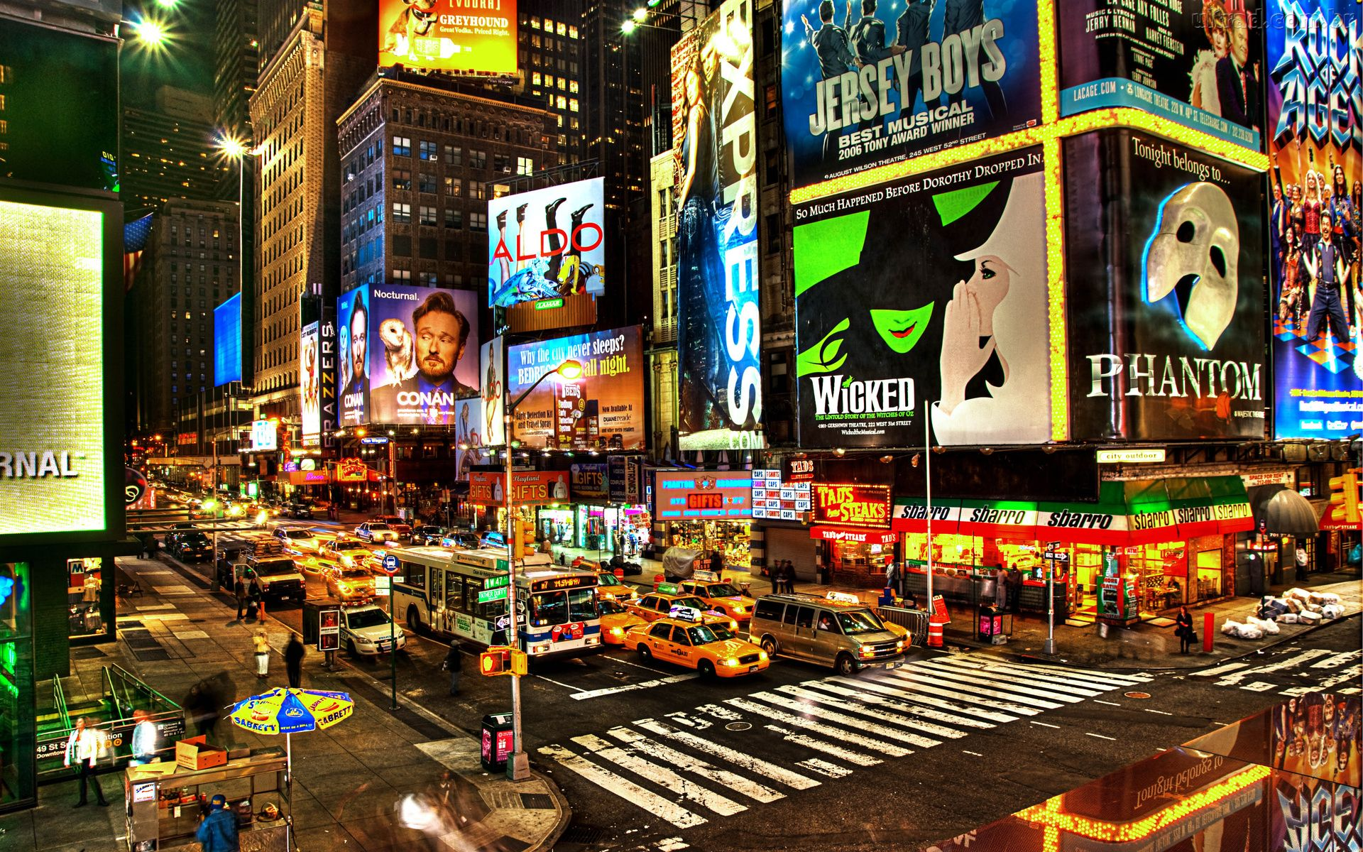 Broadway, el projecte de les escoles.