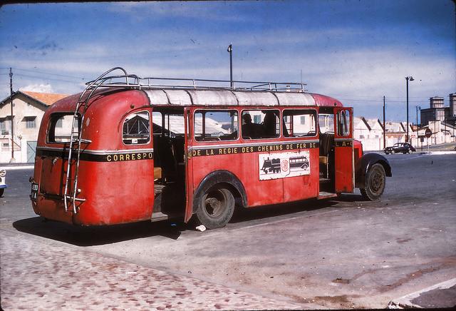 Bus BCN-OLOT-BCN