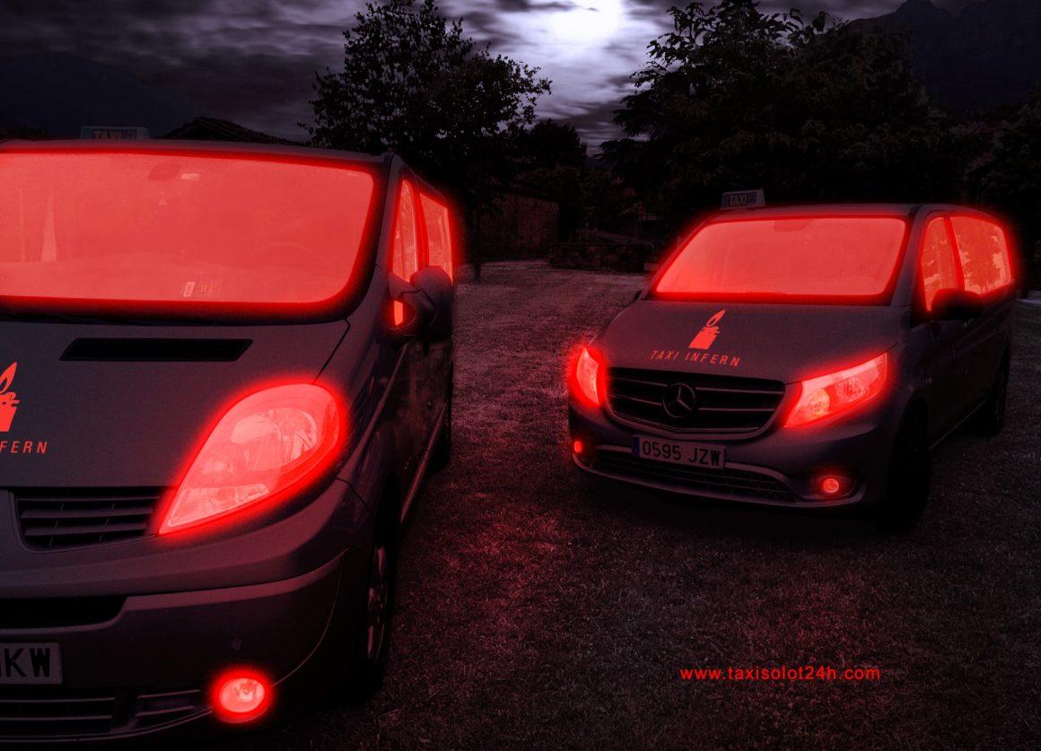 Els taxis de l'infern