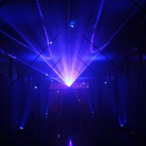 Mar de LEDs