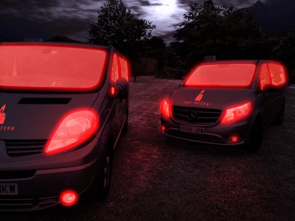 Taxis a l'infern