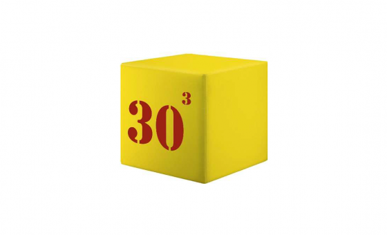 30 al cub