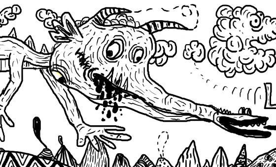 Volcans i dracs