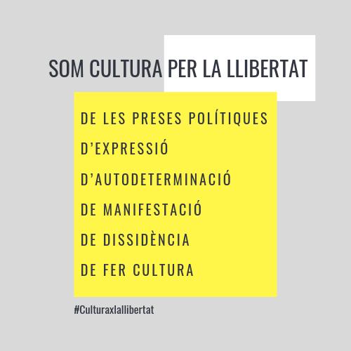 Som cultura per la llibertat